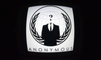 Anonymous Hacks Government Website, Posts Game of 'Asteroids'