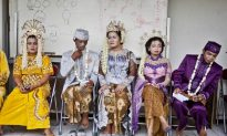In Photos, Tens of Thousands Get Married on 12/12/12
