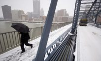 Holiday Storms Pummel Southern and Eastern US