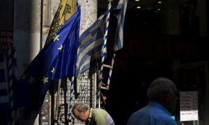 European Central Bank Raises Support for Greek Banks