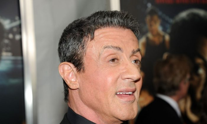 Sylvester Stallone attends 'Bullet To The Head' New York Premiere at AMC Lincoln Square Theater on Jan. 29, 2013 in New York City. (Ben Gabbe/Getty Images)