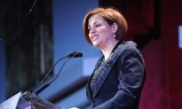 Christine Quinn Officially Launches Bid for New York City Mayor