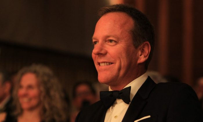 '24' movie? The slated director of a film based on the show said it is not going to happen. Pictured above: Kiefer Sutherland (Gail Oskin/Getty Images)