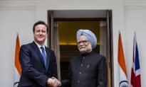 British PM's India visit clouded by Defense Scandals