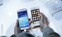 Galaxy S4 vs. iPhone 5