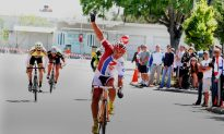 International Star Wins at Chain of Lakes Cycling Classic