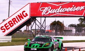 HSR Sebring Fall Classic's Sunday Finale—Great Racing All Day