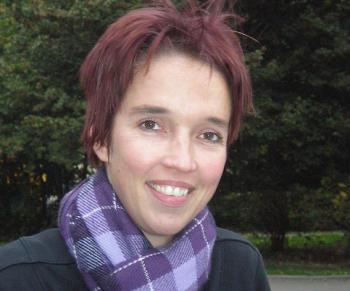 Monica van Es, Woerden, Holland
