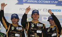 Rebellion Wins Petit Le Mans