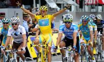 Alberto Contador Wins 2010 Tour de France