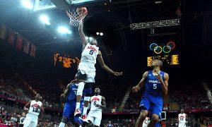 US Men's Basketball Team Easily Defeats France