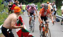Igor Anton Wins Shortened Giro d'Italia Stage 14