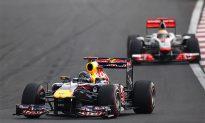 Formula One at Korea Sunday