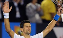 Djokovic Works Past Ferrer at Australian Open