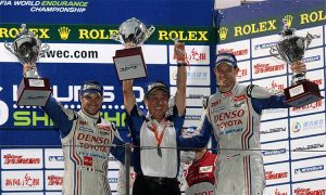 Toyota Triumphs at WEC Six Hours of Shanghai