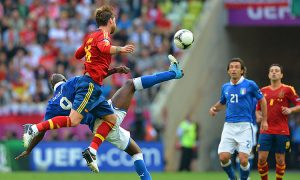 Spain and Italy Draw as Croatia Jump to the Top of Euro Group C