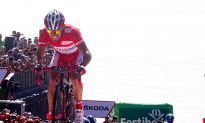 Rodriguez Wins Another Vuelta Stage