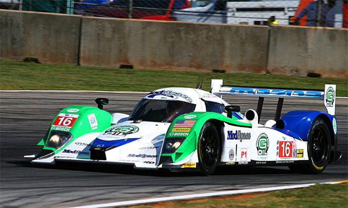 Dyson Racing will enter two new Lola-Mazdas in the 80th Le Mans 24 Hours. (James Fish/The Epoch Times)