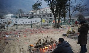 Sichuan Villagers Riot Over Quake Relief Funds