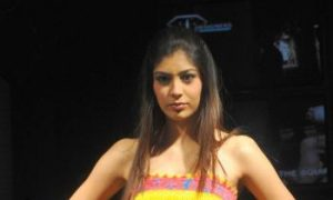 Indian Designer Shows Spring Fashions
