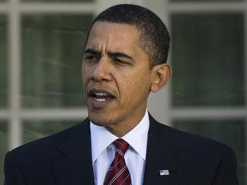 President Obama wants to increase money available to small businesses. (Jim Watson/AFP/Getty Images)