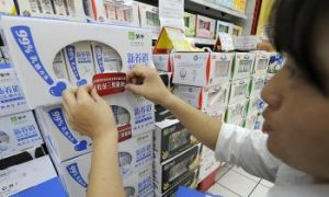 Chinese State Media Masked the Truth about Melamine in Milk