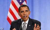 Obama Has Ten-Point Lead in Poll