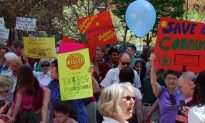 UES Protest Proposed High-Rise in Local Park Space