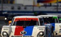 Porsche Takes Win in Nail-Biting Rolex Daytona 24