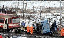 Mourners Prepare for Last Farewell With Train-Bus Crash Victims