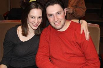 Mr. and Mrs. Freidman. (The Epoch Times)