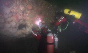 Divers Identify Sunken U.S. WWII Plane