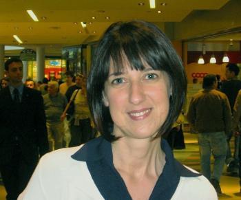 Elisa Francese, 38, Customer Care.