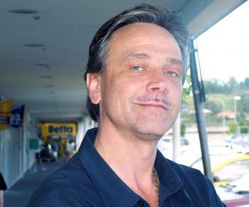Pino Flego, 49, IT Professional.