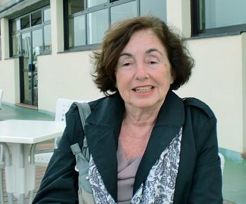 Maria Elena, 60, Architect.