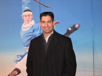 After attending Shen Yun Performing Arts, Denis Paquet said 'I loved it, it was great.' (Valerie Avore/The Epoch Times)