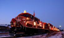 CP Holiday Train: Chugging for Charity