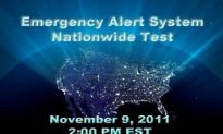 First National Emergency Broadcast Test Scheduled