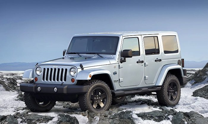 2012 Jeep Wrangler Rubicon. (Courtesy of Chrysler/Jeep Newsroom)