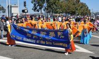 San Francisco Italian Heritage Parade (Photos)