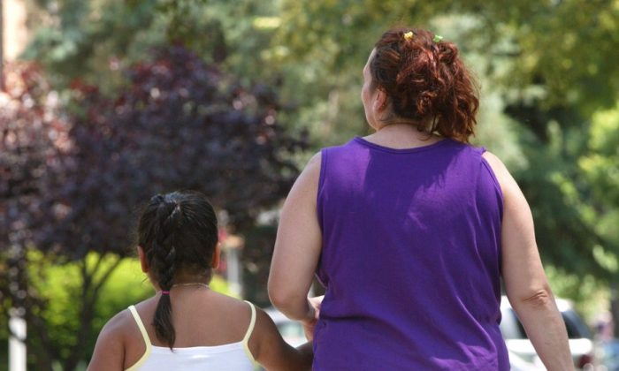The government held a summit Monday as part of a nationwide, multi-year plan to tackle childhood obesity in Canada. The proportion of obese or overweight Canadians has skyrocketed in the past 20 years, affecting 26 percent of children and 59 percent of adults. (Tim Boyle/Getty Images)