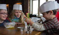 Ooey Gooey, Creamy Mac N Cheesy! EWC Kids in the Kitchen!
