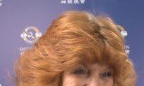 TV Star Rula Lenska: Shen Yun 'Spiritual pervasion had special meaning'