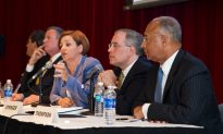 NYC Mayoral Hopefuls Gather for First Time