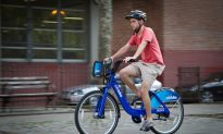 Safety Jitters Ahead of July Bikeshare Launch