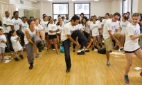 Dare to Go Beyond Arts Camp Lifts Up Youth