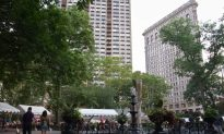 Top Chefs Cooking at Madison Square Park
