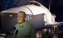 Space Shuttle Enterprise Opens at Intrepid