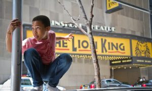 This Is New York: Judah Bellamy, Young Simba in Broadway's 'Lion King'