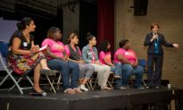 Young Girls Made Into Leaders